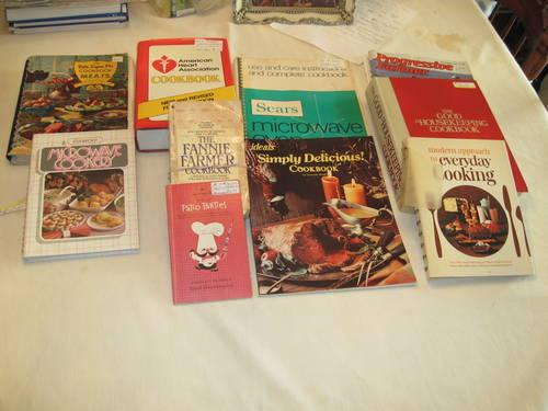 Books All kinds. cookbooks, Religious,Collector, History, Political