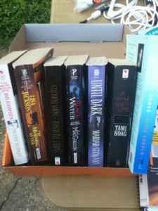 Books!books!books! - $4 (NW Pensacola)