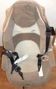 Booster seat & safety bed rail - $10 (Summerfield)