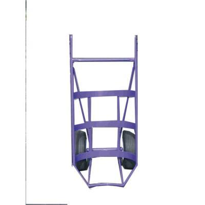 Border Concepts 29 in. x 58 in. Purple Tree and Shrub Hand Garden Cart
