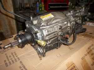 Borg Warner T5 Transmission - $400 BATTLEBORO, NC