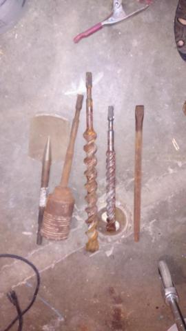 bosch 11219evs rotary hammer