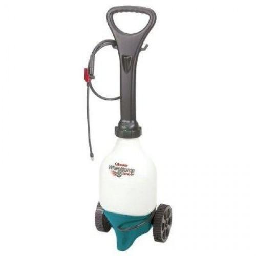 Bosch Garden & Watering W4 4-Gallon Wheel Pump Sprayer