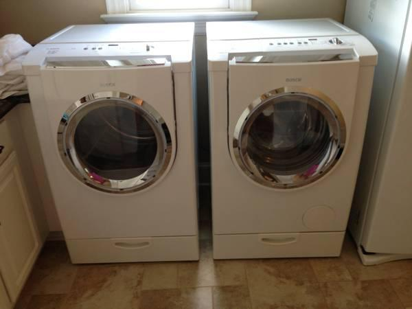 Bosch Nexxt 500 Plus Washer Amp Dryer For Sale In