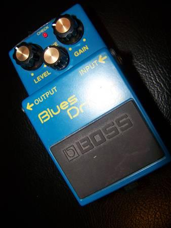 Boss Blues Driver BD-2 - $75