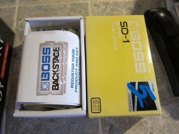 Boss SD-1 Super Overdrive - $40 (Saraoga Springs NY)