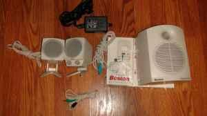 Boston Acoustics Computer Speakers - $50 Simpsonville