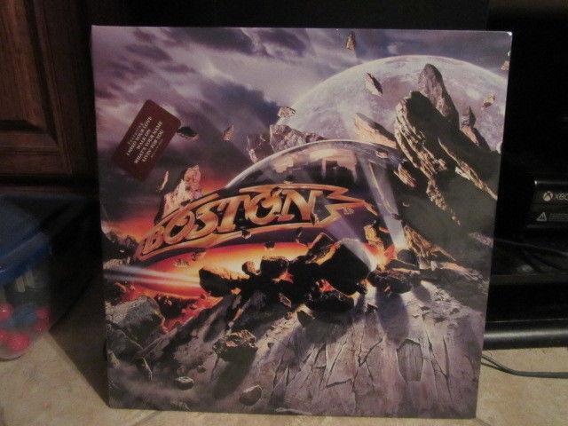 Boston -Walk On Sealed original Rare Vinyl