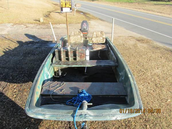 BOSTON WHALER HUNTER CAMO - $2200