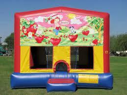 Bounce house rent w/tables and chairs hablamos espanol