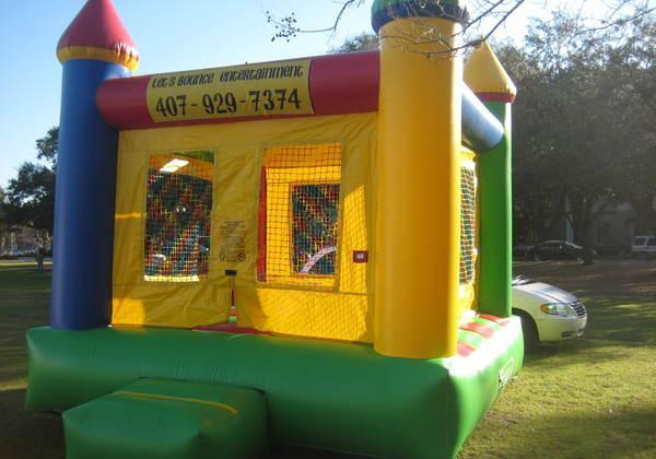 Bounce House Rental - $60