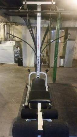 Bowflex Motivator 2 Home Gym - $250