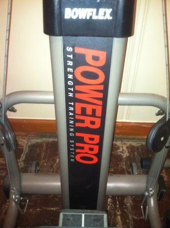 Bowflex Power Pro - $250 (Nashville)