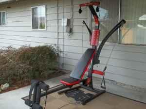 Bowflex PR1000 Home Gym - $250 (wenatchee)