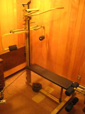 BOWFLEX REVOLUTION HOME GYM FOR SALE