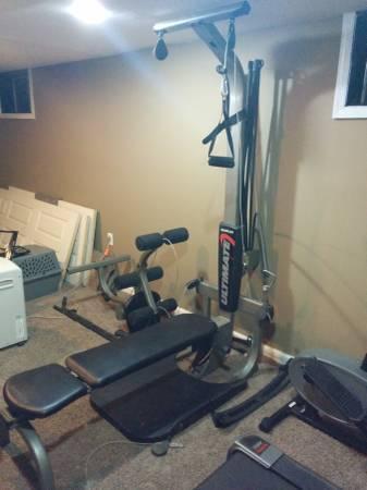 bowflex exercise machine for sale