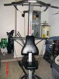 BOWFLEX XTREME 2--LIKE NEW!!!--WILL DELIVER SOMEWHERE