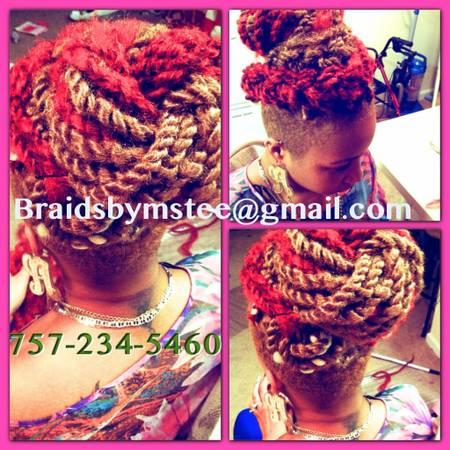 BOX BRAIDS $75 !! INDIVIDUALS $60 !!