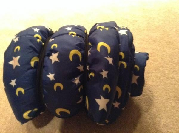 Boy's and Girl's Sleeping Bags - $8