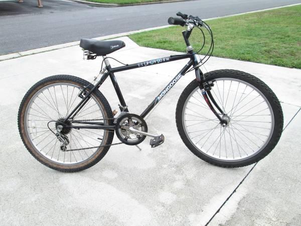 bmx bike mongoose for sale in Sarasota, Florida Classifieds & Buy ...