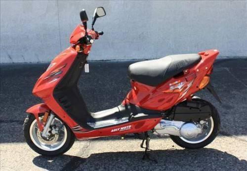 2001 Adly TB-50 25 km / h