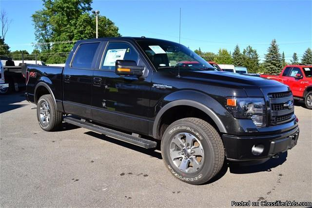 brand new 2013 ford f 150 39 fx4 39 4x4 supercrew navigation rhinebeck for sale in rhinebeck. Black Bedroom Furniture Sets. Home Design Ideas