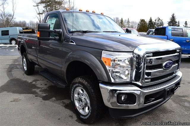 brand new 2013 ford f 250 39 xlt 39 regular cab 4x4 for sale in rhinebeck new york classified. Black Bedroom Furniture Sets. Home Design Ideas