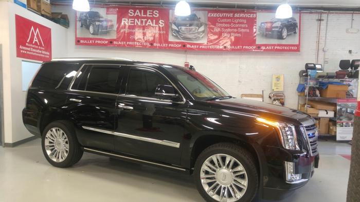 brand new 2016 cadillac escalade platinum ultra light weight armoured bullet proof for sale in. Black Bedroom Furniture Sets. Home Design Ideas
