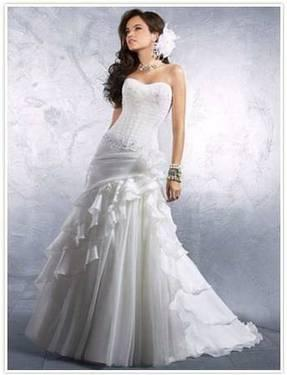 Brand New Alfred Angelo Wedding Dress