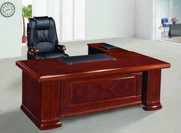 Brand New Beautiful 79 Inch L Shape Executive Desk Office