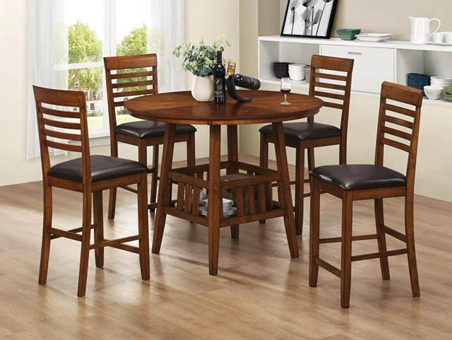 Brand New Counter Height Table  4 Bar Stool Chairs