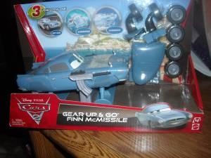 Used Cars Greenville Sc >> Brand new Disney Cars 2 Gear Up & Go Finn McMissile (williamston) for Sale in Greenville, South ...