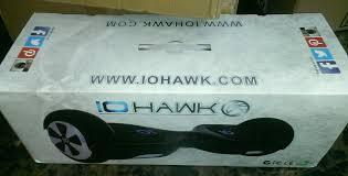 Brand New Electric Balance Board Phunkeeduck IO Hawk Skywalker