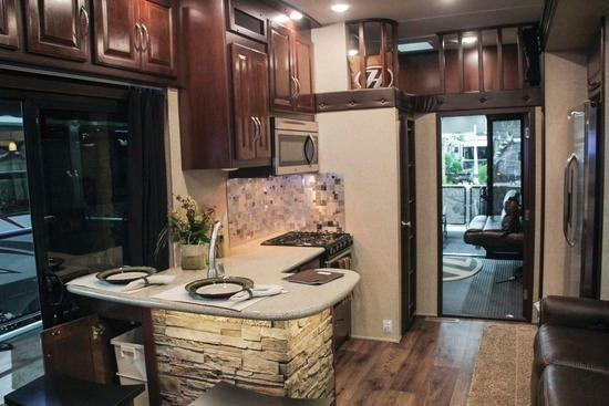 Brand New Floor Plan Cyclone 4200 Toy Hauler For Sale In Wills