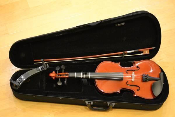 brand new fohnwind 12 violin fiddle full size 4 4 3 4 1 2 1 4 size for sale in roseburg. Black Bedroom Furniture Sets. Home Design Ideas