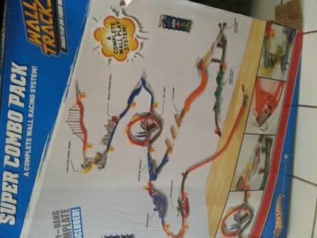 Brand New Hot Wheels Track Set - $40