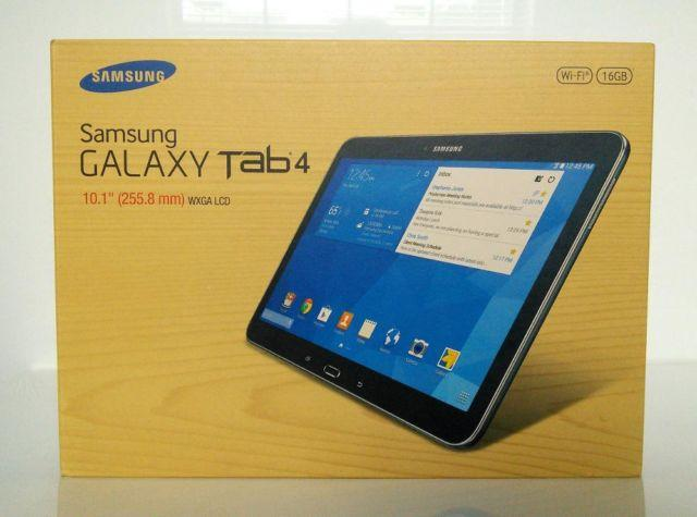 Samsung Galaxy Tab 4 10.1 Black Samsung Galaxy Tab 4