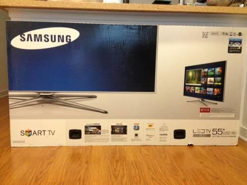 Brand new in box SAMSUNG UN55F7100 55 55\