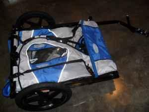 Brand New Instep Double Seater Bike Trailer - $95 Muskegon