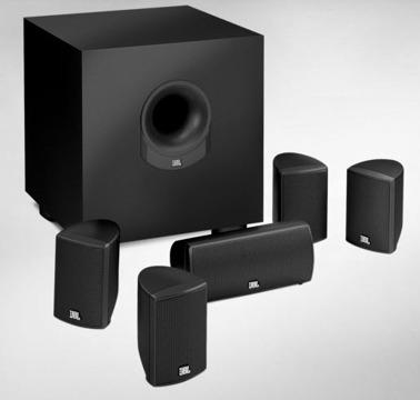 Brand New Jbl Scs 145 5 Home Theater Speakers For