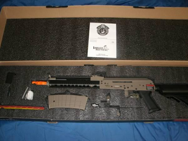 Brand New Lancer Airsoft LT-11T - $170
