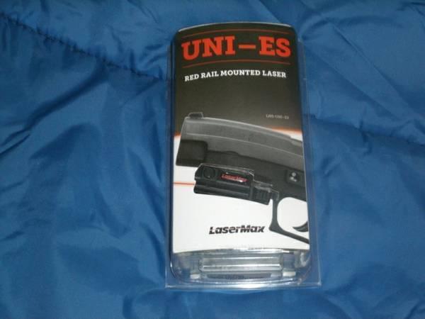 Brand New LaserMax UNI-US Red Laser - $100