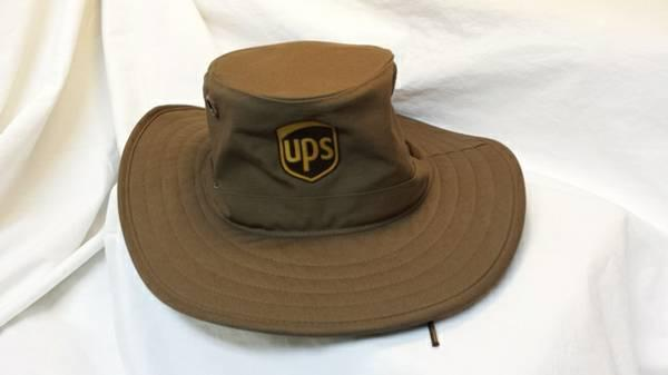 Brand new medium size united parcel service fishing style for Fishing hats for sale