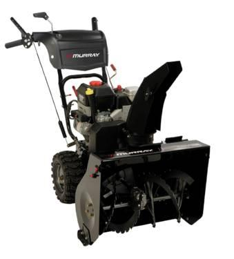 Brand New Murray Snowblowers 22-24-27 Single  Dual Stage, $500Up