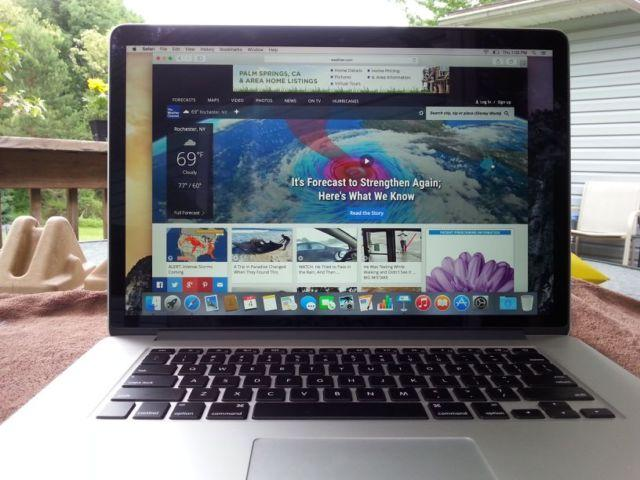 BRAND NEW!!! NEVER BEEN USED! MACBOOK PRO