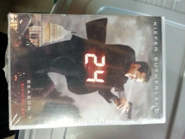 Brand New - Never Opened Box Set of 24 - Seasons 1 thru