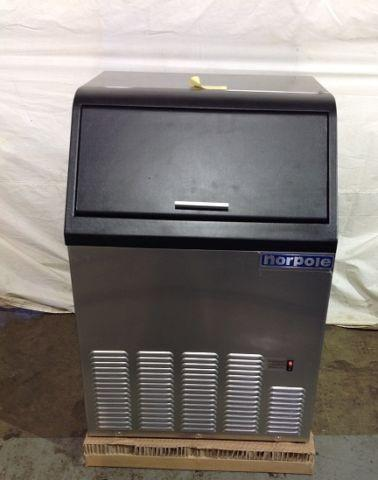 BRAND NEW Norpole Ice Machine with Bin