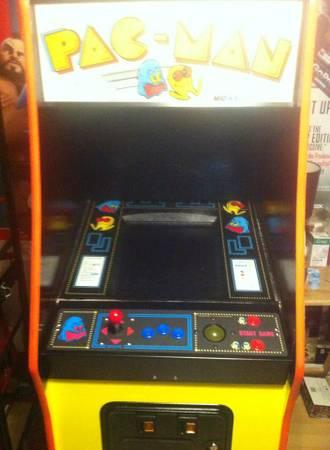 Brand New Pacman Arcade Game - $3000