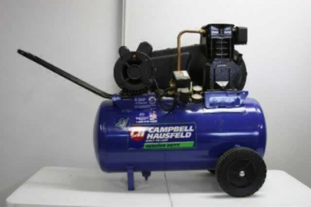 Brand New Portable Campbell Hausfeld 4.5 HP Air Compressor