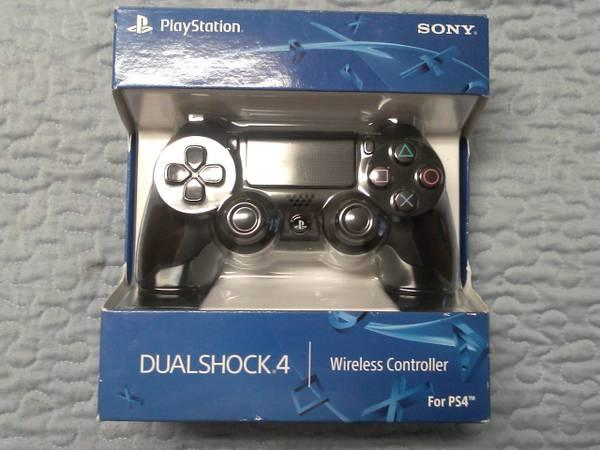 BRAND NEW PS4 CONTROLLER SEALED - $45